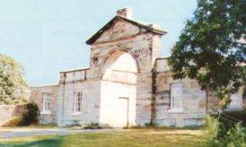 Thirkleby Hall Park Entrance