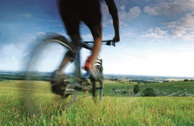 Cycling on the South Downs