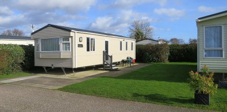 Itchenor Hire Caravan