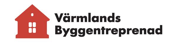 Ny logo för Värmlands Byggentreprenad, designad av Greenhouse