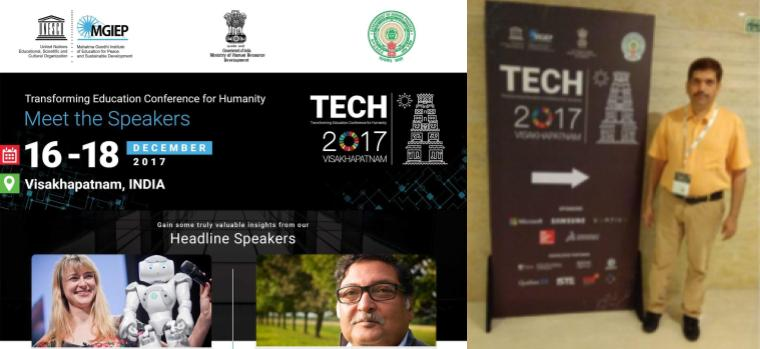 Presentation at MGIEP UNESCO TECH 2017