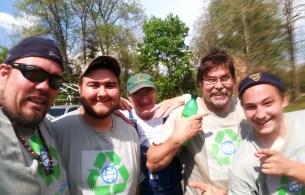 Greenworks Team at Headquarters