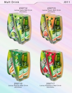 Laziza Malt Drinks