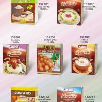 Abido Sweet Mixes
