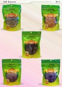 GW Raisins