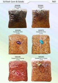 Roasted Corns & Seeds