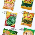 ElChef Frozen vegetables