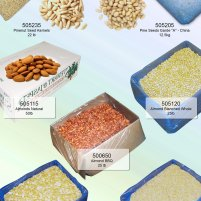 Almonds & Pine Nuts