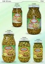 GW Green Olives