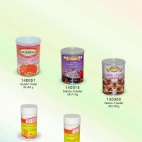 Yeast, Baking Powder, Amonia
