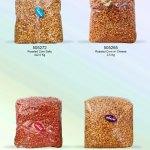 Roasted corn, Seeds
