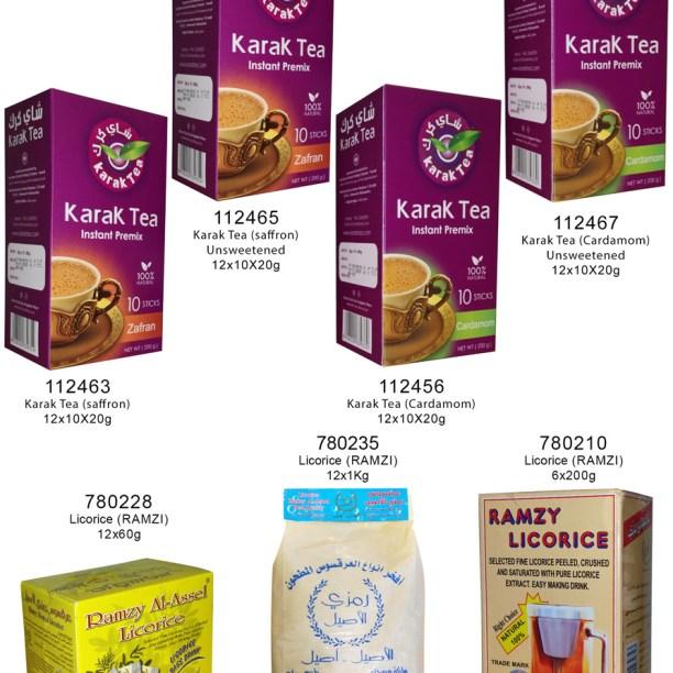 Karak Tea& Ramzilicorice