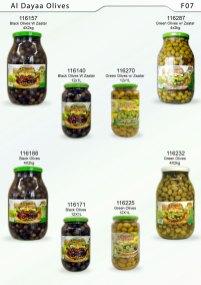 Al Dayaa Olives