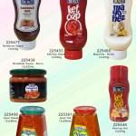 Sauces &Ketchup /Burcu