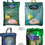 Rice larger bags