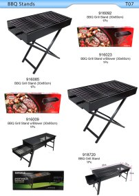 Barbecue Stands
