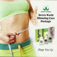 GREEN WORLD SLIMMING CARE PACKAGE