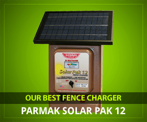 🥇 Top 7 Best Electric & Solar Fence Chargers - GreenYardMaster