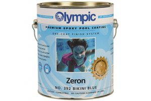Olympic Zeron Epoxy Pool Coating Review
