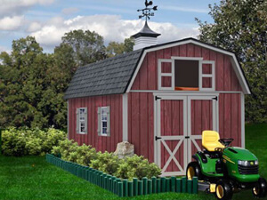 Best Barns Woodville Review