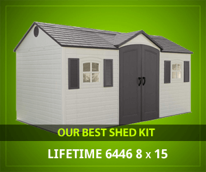NAVIGATE OUR Top Rated Sheds