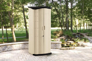 Rubbermaid Vertical Shed Review