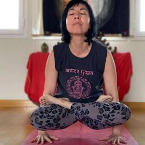 Reserva clase de yoga online