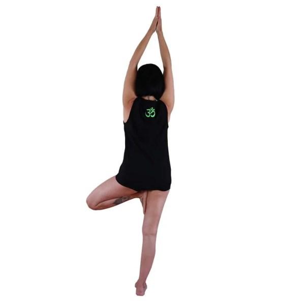 camiseta organica adopta un Arbol espalda