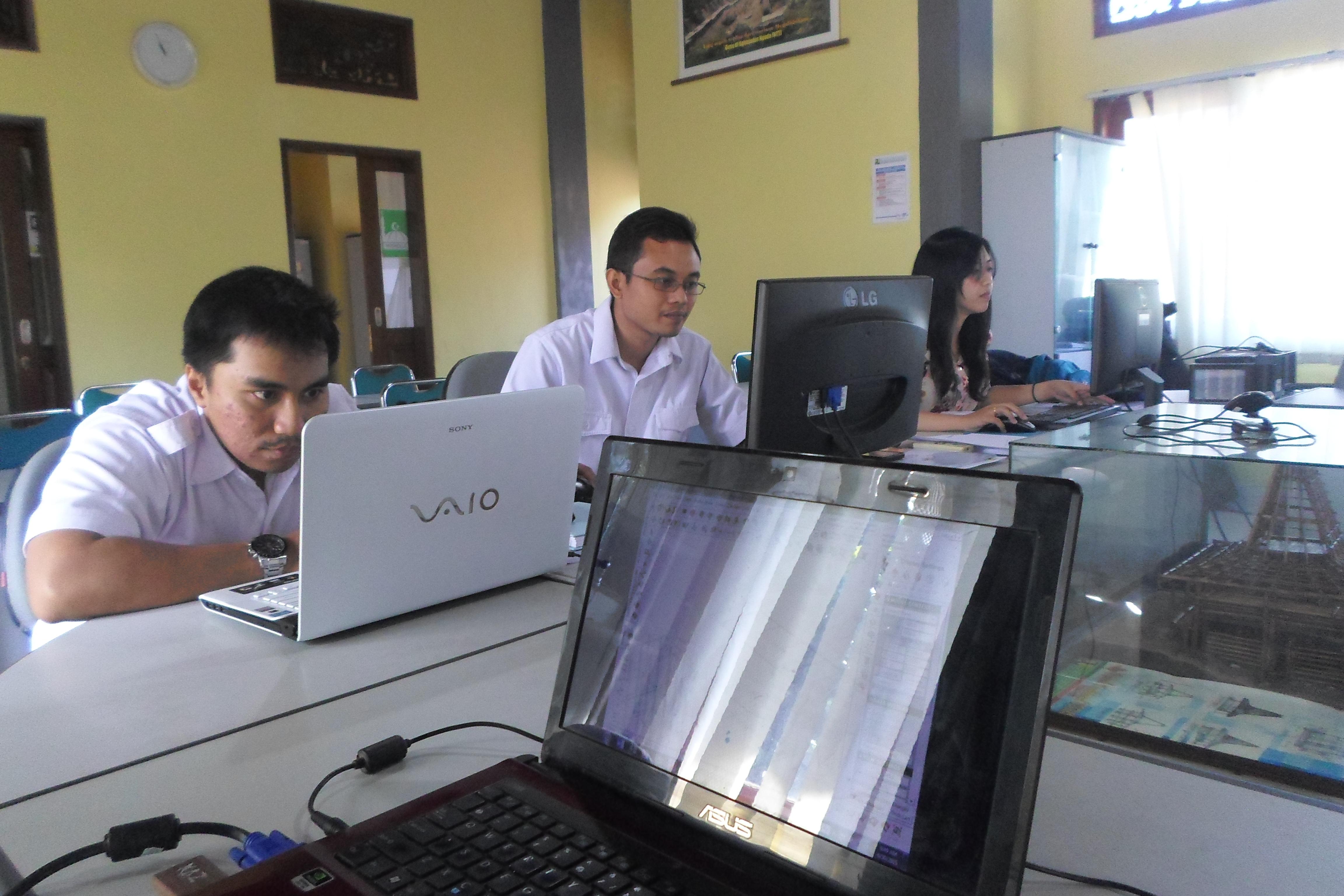 Training Ecotect Amp Kalkulasi Ottv Di Balai Litbang