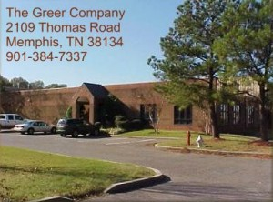 The new Greer Company Buikding in Memphis TN