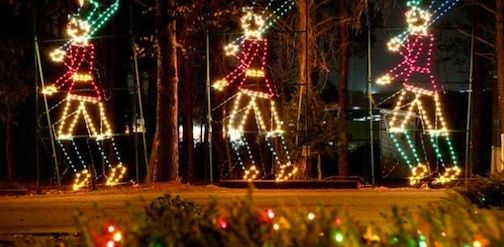 Photo 3 Roper Mountain Holiday Lights Is Family Friendly