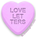 LOVE LET TERS