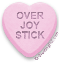 OVER JOY STCK