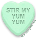 STIR MY YUM YUM