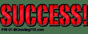 GreetingPIx.com_Greeting Words Positive Phrases_Success