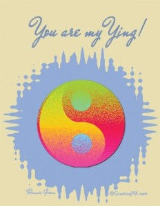 5.1 You are my ying