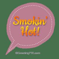 Bubble Smokin Hot