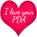I lve your PDA