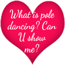 What is pole dancing?