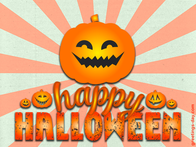Halloween Greeting Cards Pictures Animated GIFs