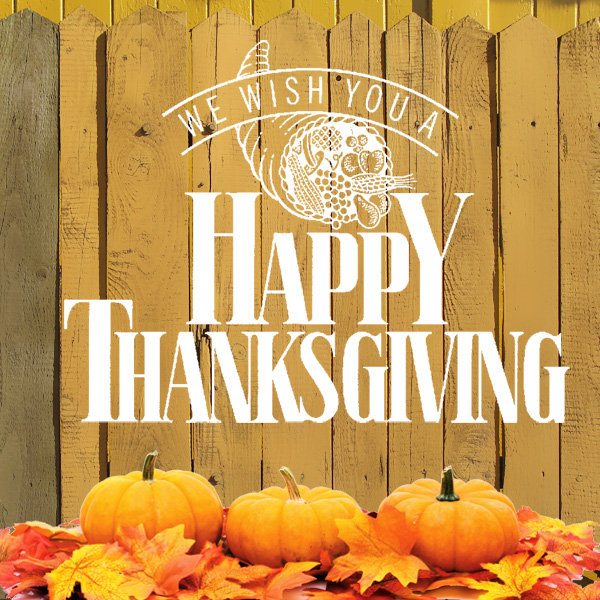 Happy Thanksgiving Day - Sayings, Wishes & Images.