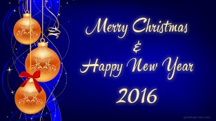 Image result for merry christmas and happy new year creative commons
