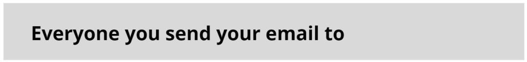 Eloqua email deliverability