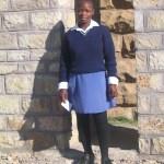 'Malefa Taunyane -- super student