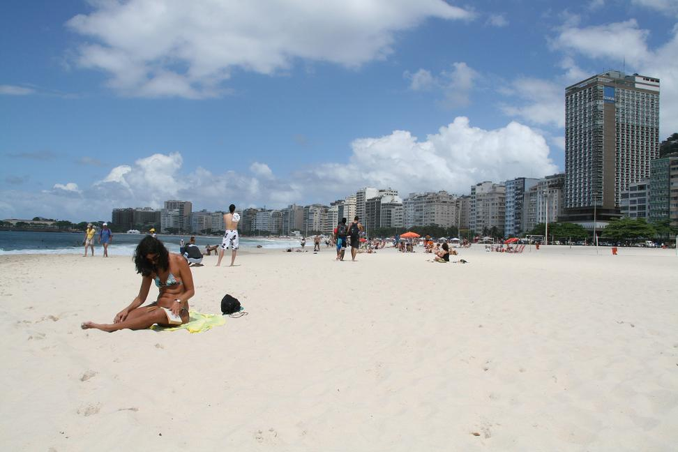 Jungle, Jesus, Beaches, Bikinis & Favelas - a weekend in Rio (2/6)