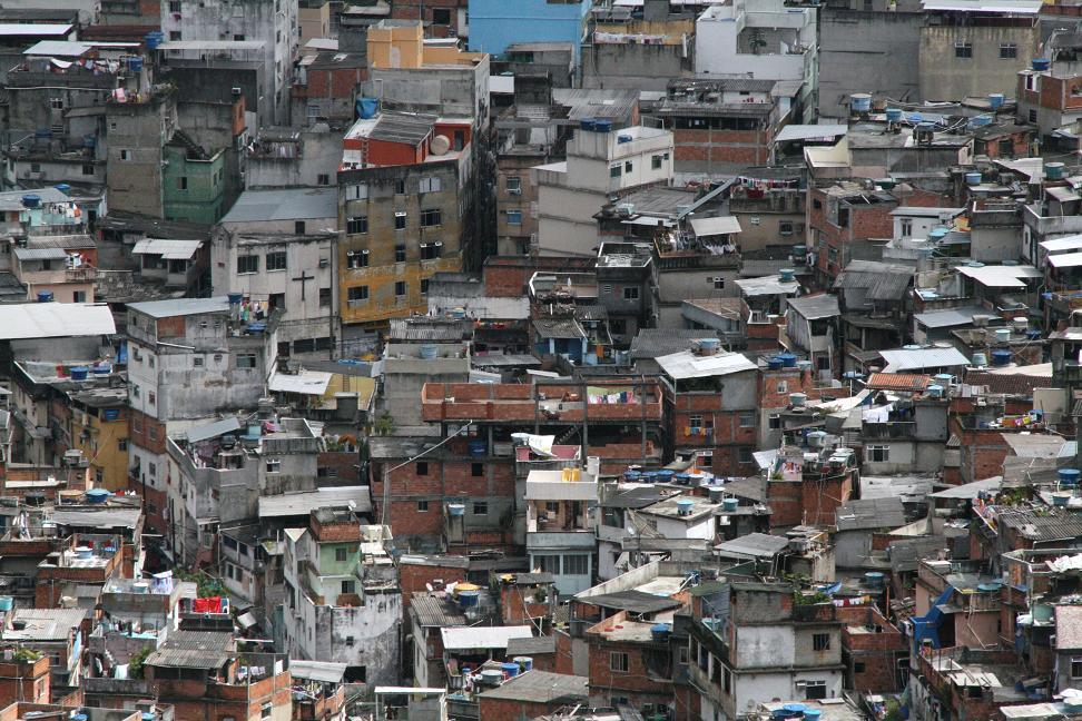 Jungle, Jesus, Beaches, Bikinis & Favelas - a weekend in Rio (6/6)