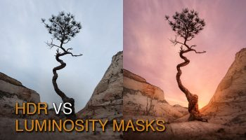 How to Blend Exposures for Interiors using Luminosity Masks