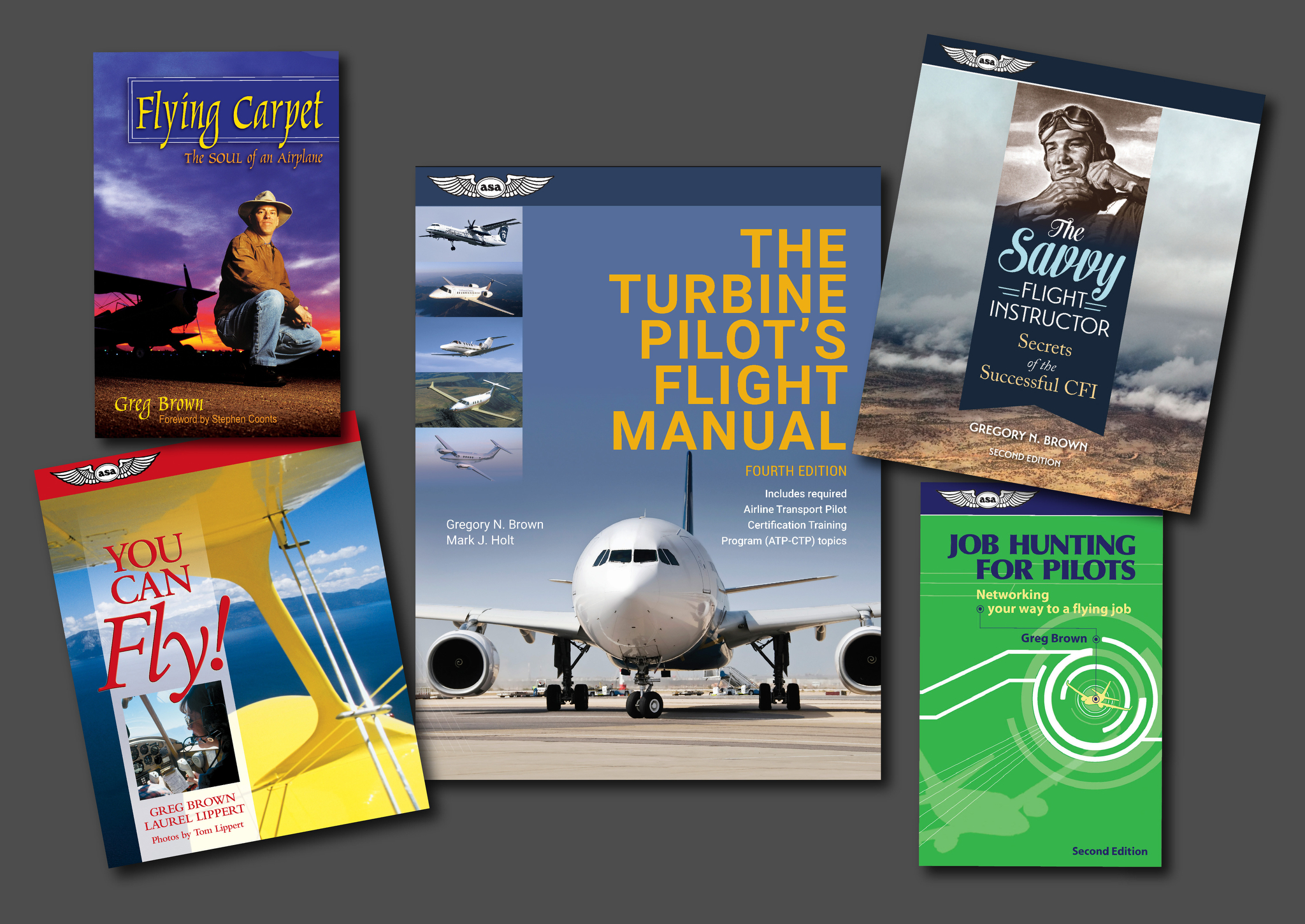 The Turbine Pilot/'s Flight Manual by Gregory N Brown