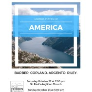 October Program Cover