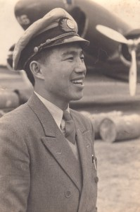 Moon Chin in 1941